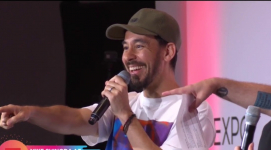 Interview : Mike Shinoda à l'Anime Expo