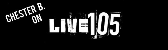 Interview de Chester sur LIVE105