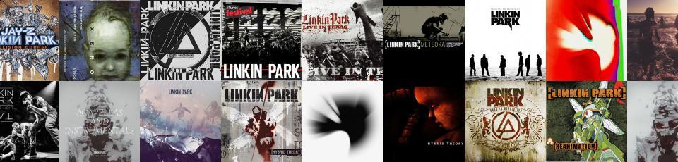 Albums - Linkin Park France